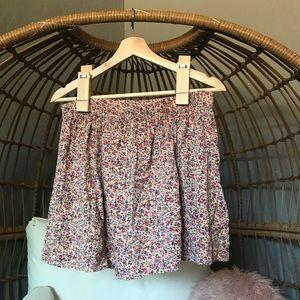 Xhilaration Skirts - Xhilaration Floral Skirt